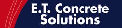 E.T. Concrete Solutions