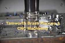 Tamworth Brass Plaques