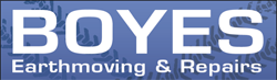Boyes Earthmoving & Repairs