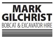 Mark Gilchrist Bobcat & Excavator Hire