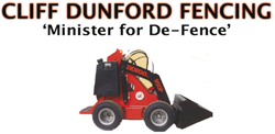 Cliff Dunford Fencing