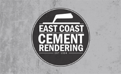 East Coast Cement Rendering