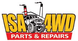 Isa 4WD Parts & Repairs