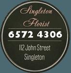 Singleton Florist Wedding & Event Hire