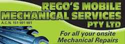 Rego's Mobile Mechanical Services