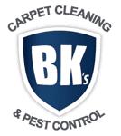 BK's Carpet Cleaning & Pest Control