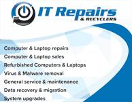 IT Repairs & Recyclers