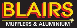Blair's Mufflers & Aluminium