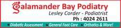 Salamander Bay Podiatry