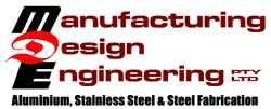 Manufacturing Design Engineering Pty Ltd