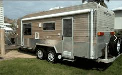 Suepurb Mobile Caravan Detailing