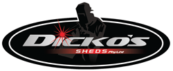 Dicko's Sheds
