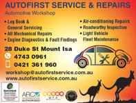 Autofirst Service & Repairs