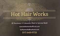 Hot Hair Works Hairdressing & Beauty