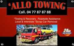 Allo Towing