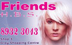 Friends Hair Salon