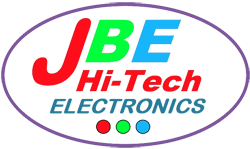 JBE Hi Tech TV & CCTV, Alarms Repairs