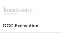 OCC Excavation