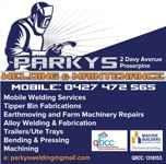 Parky's Welding & Maintenance