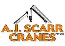 A J Scarr Cranes