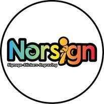 Norsign Stickers Signs Engraving