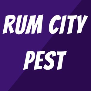 Rum City Pest Man