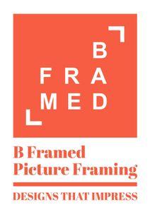 B Framed Picture Framing