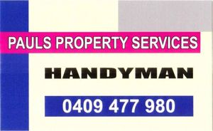 Pauls Property Services