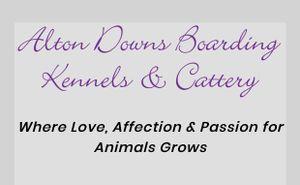 Alton Downs Boarding Kennels & Cattery