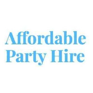 Affordable Party Hire