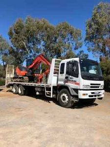 Dan's Excavator Hire Pty Ltd