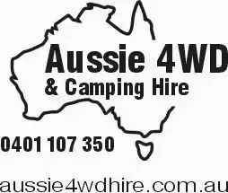 AUSSIE 4WD AND CAMPING HIRE