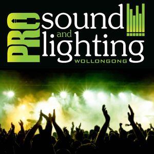 Pro Sound and Lighting