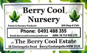 Berry Cool Nursery