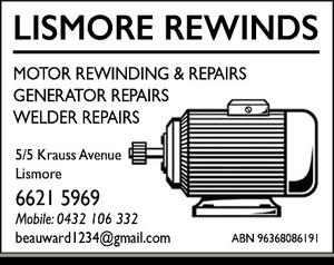 Lismore Rewinds
