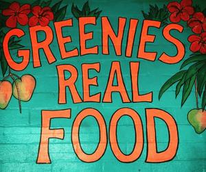 Greenies Real Food