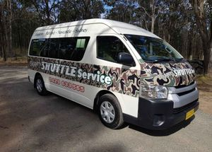 Diggers Shuttle Service
