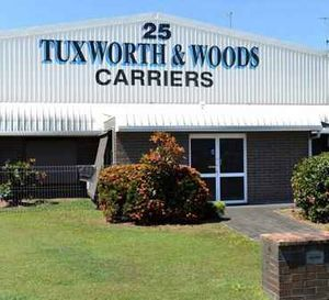 Tuxworth & Woods Carriers
