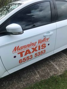 Wingham Taxis
