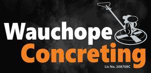 Wauchope Concreting