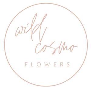 Wild Cosmo Flowers