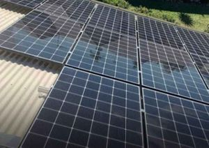 Solar Servicing & Roof Cleans Cairns