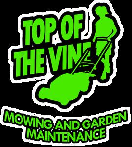 Top of the Vine Mowing & Garden Maintenance