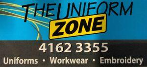 The Uniform Zone