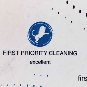 First Priority Cleaning Excellent