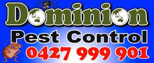 Dominion Pest Control