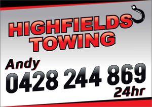 Highfields Towing