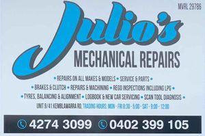 Julio's Mechanical Repairs
