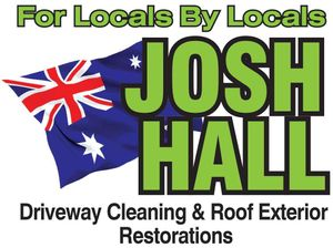 Josh Hall Driveway Cleaning & Roof Exterior Restorations