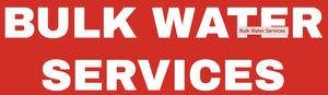 Bulk Water Services